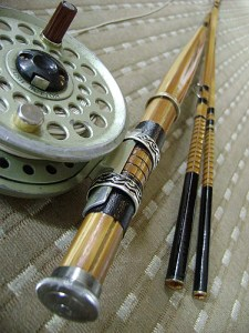 Fanchi bamboo rod 2009