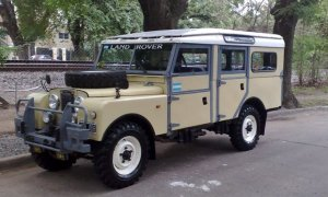 1957 Land Rover Series 1 SW - 107