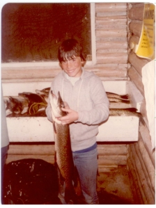 My circa 1977 Monster Pike