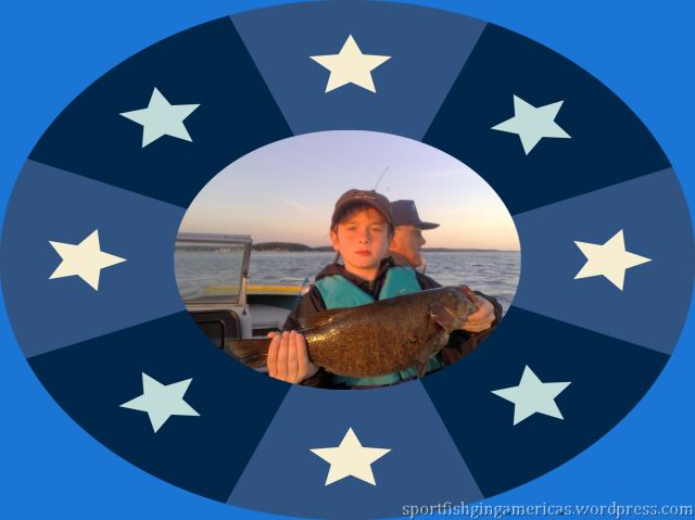 17 inch Smallmouth by Gianluca