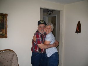 Uncle Dale and Mom