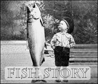 Image result for fish story