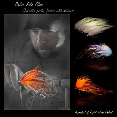 Baltic Pike Flies: Issuu 5